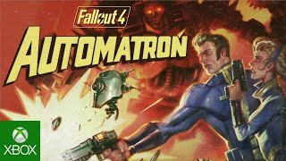 Fallout 4 Automatron Add-On Trailer