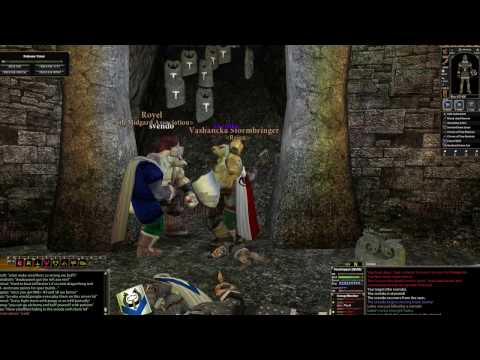 DAOC Uthgard Savage Gameplay