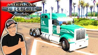 American Truck Simulator Mods International 9900 Mod Review