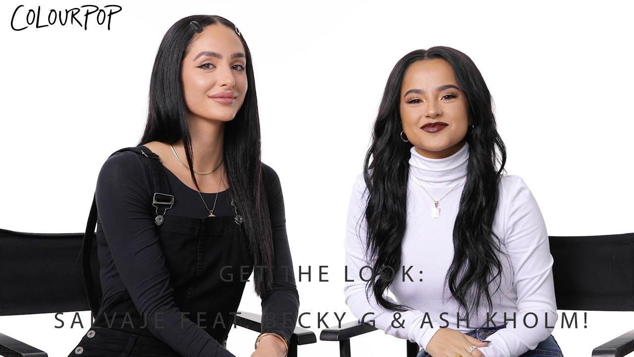 f2d99ae31 Así respondió a las críticas Becky G al aparecer en un vídeo sin mucho  maquillaje – Laura G