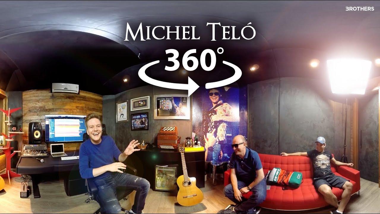 Michel Teló — Teaser 360º — DVD Baile do Teló #1