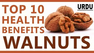 walnuts 10 health benefits in urdu | walnut nuts benefits in urdu | Akhrot Ke Fawaid