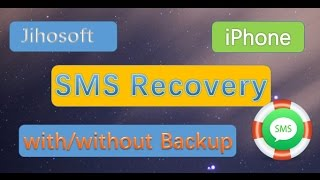 How to recover deleted text messages iphone 7,7 plus, 6, 6 plus, 5s with/without Backup