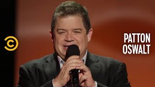 Performing for the Drunkest Audience Ever - Patton Oswalt