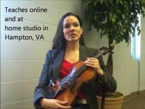 Meet Take Lessons Fiddle and Violin Teacher, Rachel G.