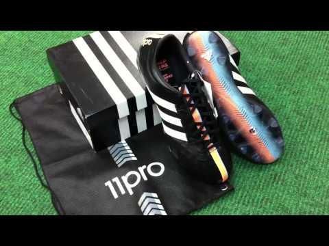 Adidas 11Pro FG Black 2015 at NAS Vancouver BC Soccer Shop