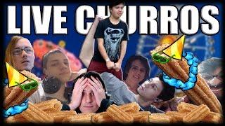 LIVE CHURROS - GMOD, ROBLOX, GARTIC E STOP!!