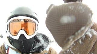 Snowboarding X Blue Scholars @ Kirkwood, 2013 - Seijun Suzuki