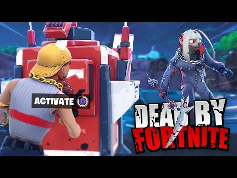DEAD By FORTNITE *NEW* Battle Royale Creative Game