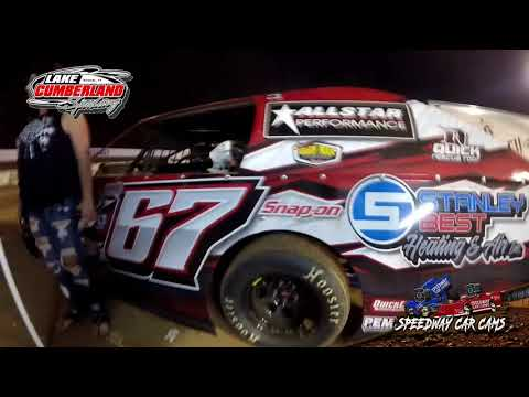 #67 Rocky Wilson - Open Wheel - 8-25-18 Lake Cumberland Speedway - In Car Camera