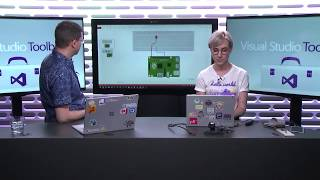 Windows IoT #2: Creating, running & debugging with Pi hardware from VS (Getting Started Series)
