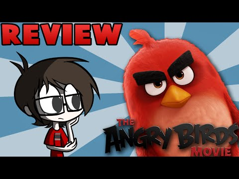 The Angry Birds Movie - a review or something - the best video game movie so far?
