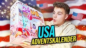 ich teste einen Adventskalender aus Amerika