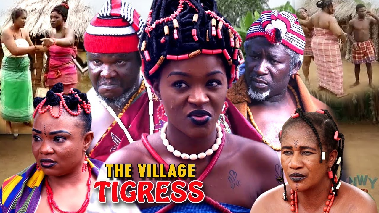 Download The Village Tigress Season 3 - (New Movie) 2018 Latest Nollywood Epic Movie | Nigerian Movies 2018