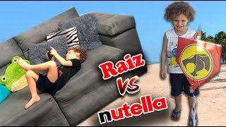 Criança Raiz Vs Criança Nutella Parte 02