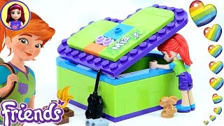 Lego Friends Mia's Heart Box Build Review Silly Play - Kids Toys