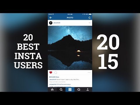 The 20 Best Instagram Accounts of 2015