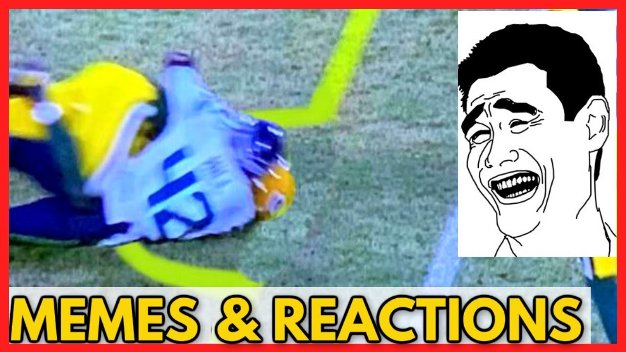 Robbed Seattle Seahawks Vs Green Bay Packers Memes Reactions Of Highlights Seahawks Vs Packers Youtube
