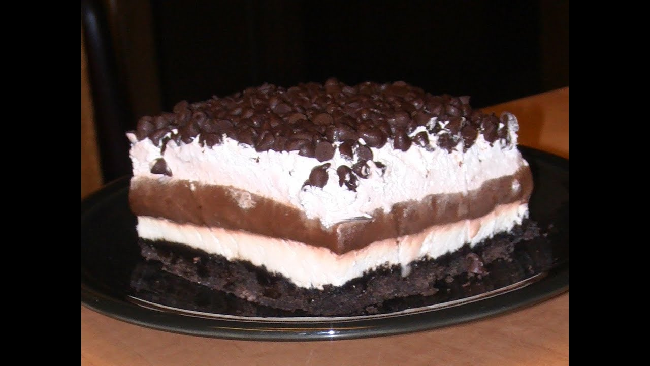 chocolate lasagna with michael s home cooking youtube