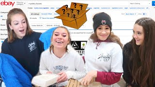 I Give My Friends eBay Mystery Boxes For Xmas (Weird, Hype &amp More Boxes) ... Fiona Fril ...