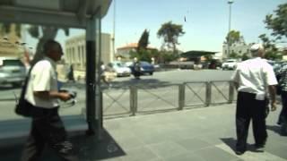 Израиль. Иерусалимский скоростной трамвай Часть 6