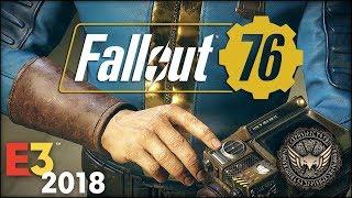➥ FALLOUT 76 ▪ ◢WORLD PREMIERE ❚ TRAILER REACCIÓN ❚ #XboxE3 #E3 #E32018 Microsoft ◣ ƅỵ 🆆🅸🅺🅸🅽🅶🆆🅸🅽🅶🆂