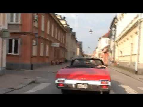 Arboga meet  (cruising) 2010-07-03.wmv