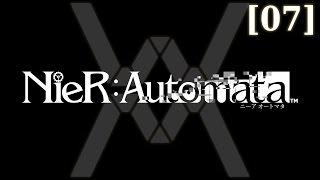 Прохождение Nier:Automata [07]
