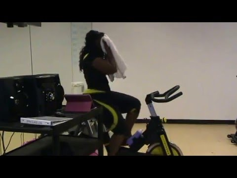 Free Spinning Class For Beginners There Is Instructions How To Set