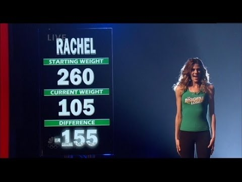 Extreme Weight Loss Our Cheerleader Rachel Youtube