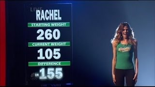 The Biggest Loser: Rachel Frederickson's Weight Loss Drop Stirs Up Controversy thumbnail