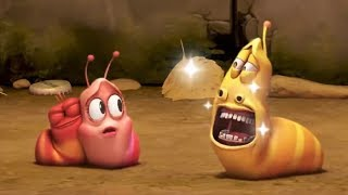 Larva Terbaru Cartoon 2018 | Episodes Love Love Love - Swan Lake  | Larva 2018 Full Movie