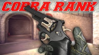 Cobra Rank Once Again... (Black Squad)