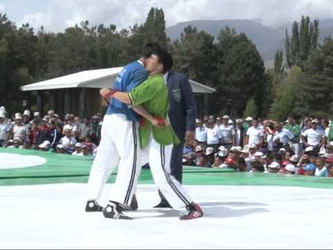 """Kyrgyz National Sport """"Alysh"""""""