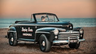 Man finds lost car after 40 years: Searching for a '48 Ford