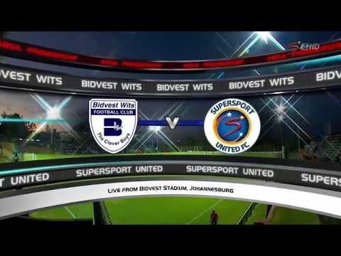 Absa Premiership 2017/2018 - Bidvest Wits vs SuperSport United