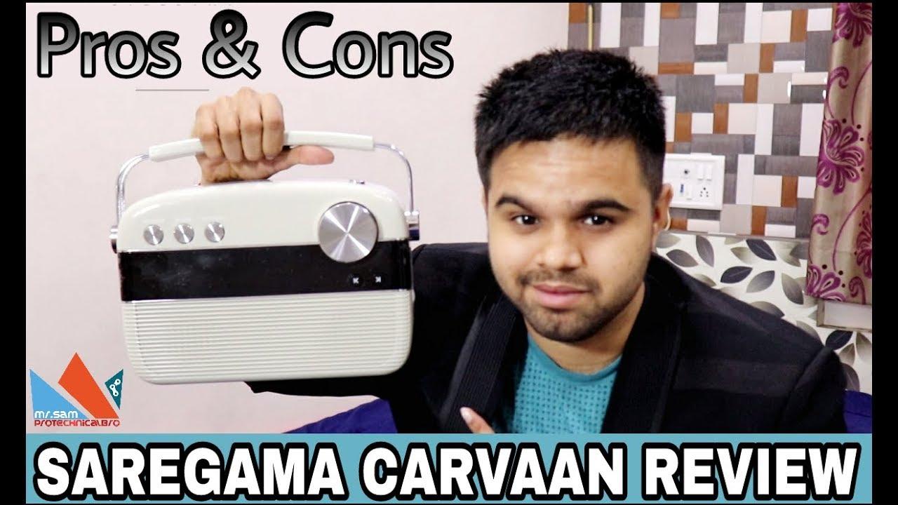 Saregama Carvaan Full Review | Sound Quality | Pros & Cons 🔥