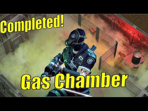 FINISHED GAS CHAMBER LEVEL 2 BUNKER ALFA! LAST DAY ON EARTH