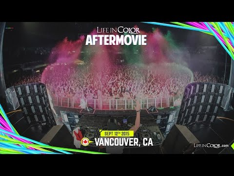 Life In Color - BIG BANG - Vancouver, Canada - 09.12.15 - Official Aftermovie