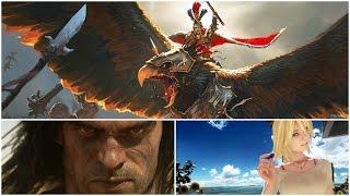 Слухи о Total War Warhammer 2, показали геймплей Conan Exiles | Игровые новости