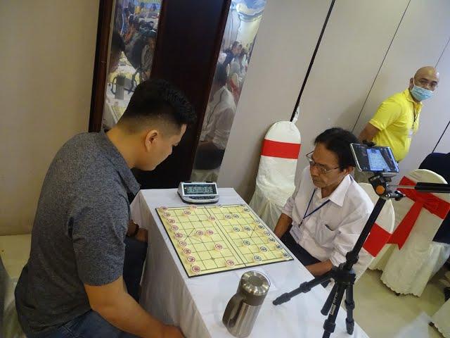 Trực tiếp : Lại Lý Huynh vs Trềnh A Sáng. | Vòng 5 Giải cờ nhanh A1 2021 |