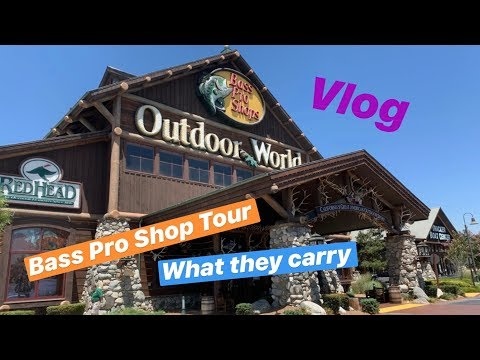 Bass Pro Shop Tour 2019 With StangSuspects