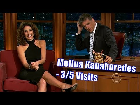Melina Kanakaredes  Appreciates Craig's Naughty Comments  35 Visits In Chronological Order