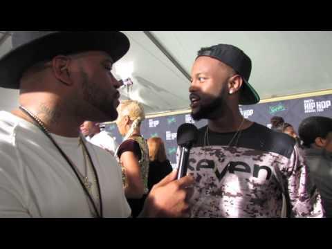 Casey Veggies Talks First BET Awards Experience W/ @Torae (BET Hip Hop Awards)