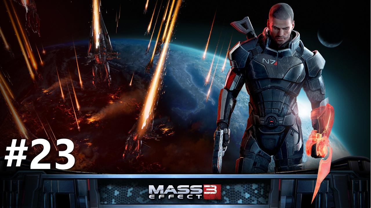 Mass Effect 3 Benning