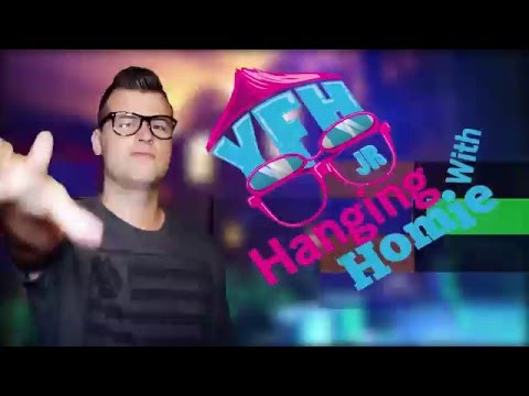"Ya Favorite Homie JR drops Howard Stern's EDM Ronnie Mund ""Get Down"" at Paint Party Rave"