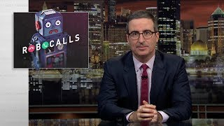 Download Robocalls: Last Week Tonight with John Oliver (HBO) Mp3 and Videos