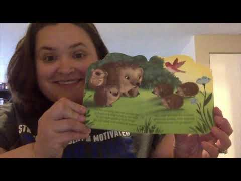 A Little Hedgehog-A story for Holliday Montessori students