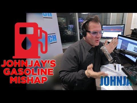 In-Studio Videos - Johnjay's Gas Pump Mishap