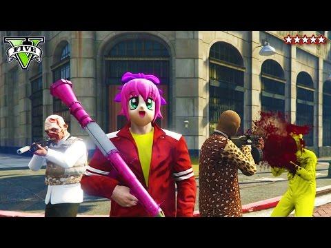 GTA 5 HEISTS: THE BIG BANK HEIST!!!!! - GTA 5 Pacific Standard Job - GTA HEIST Funny Moments